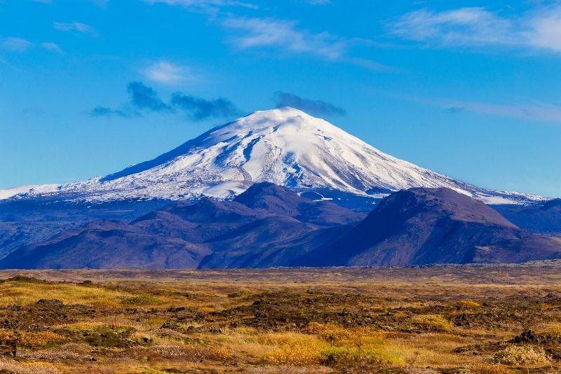 Vulkan Hekla, Island