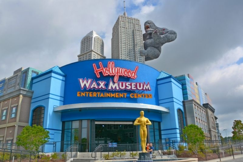 Hollywood Wax Museum, Myrtle Beach