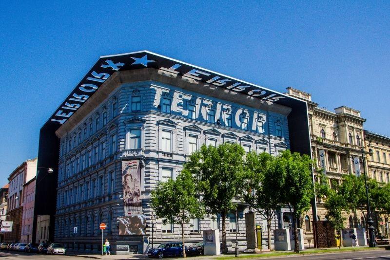 House of Terror tours