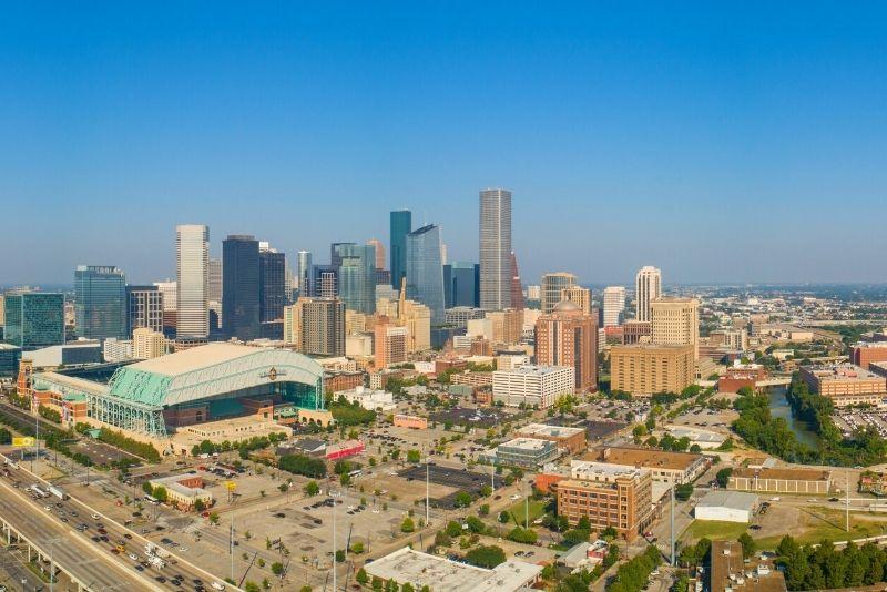 Houston Museum District, Texas
