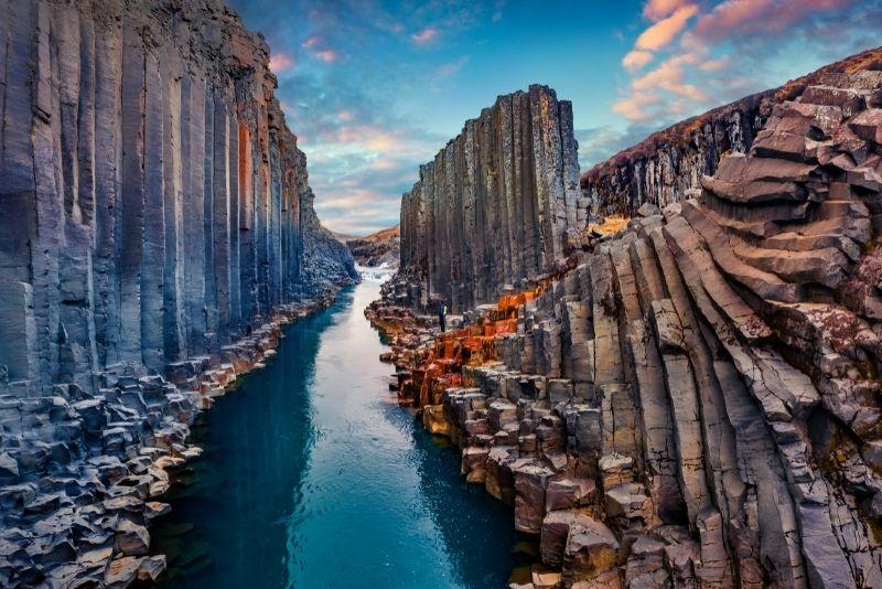 Jökuldalur, Iceland