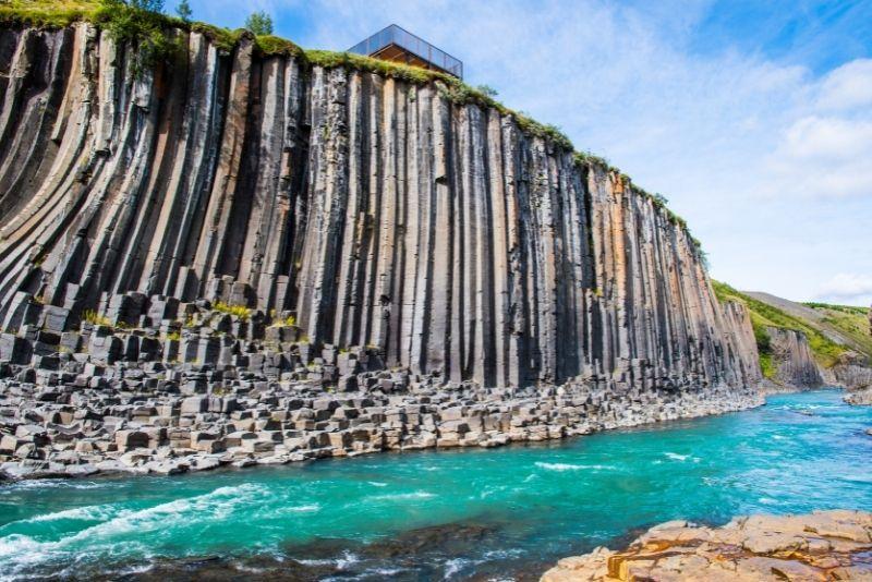 Jökuldalur-Tal in Island