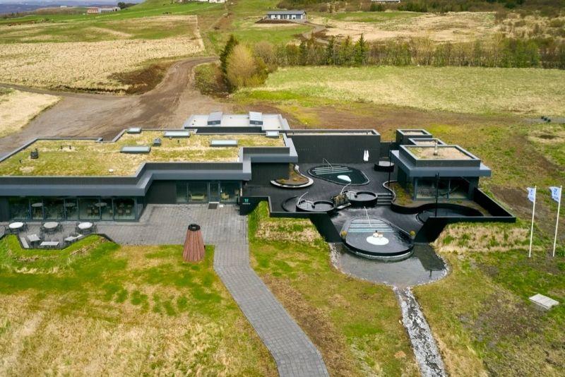 Krauma-Bäder in Island