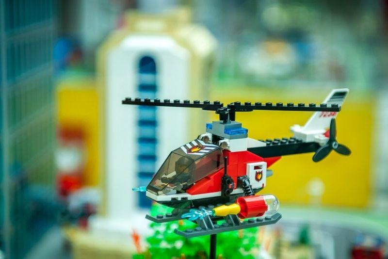 LegoLand Discovery Center, Dallas