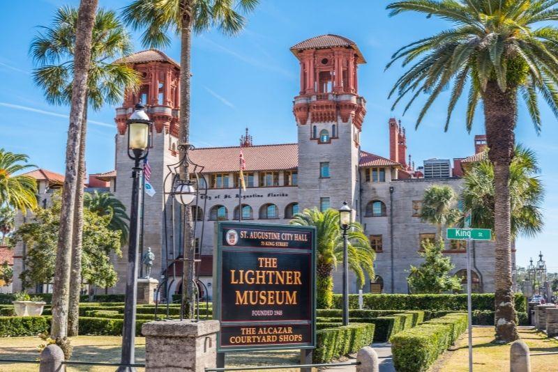 Lightner Museum, St Augustine