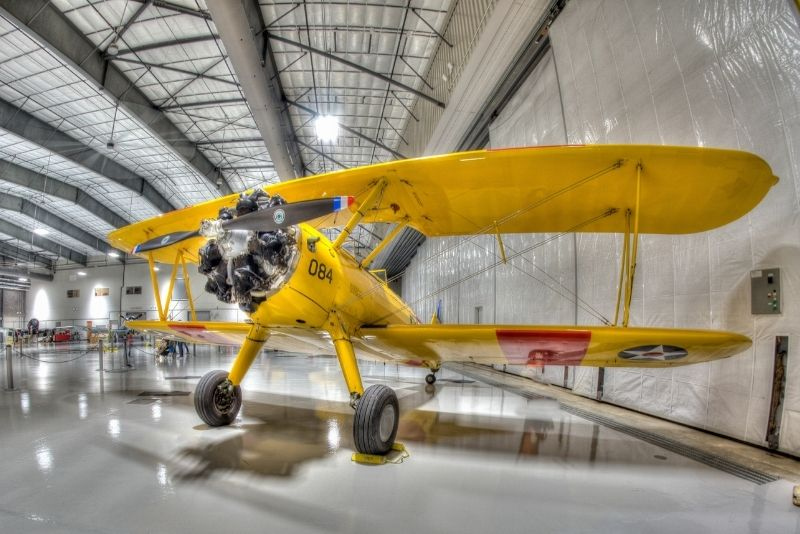 Lone Star Flight Museum, Houston