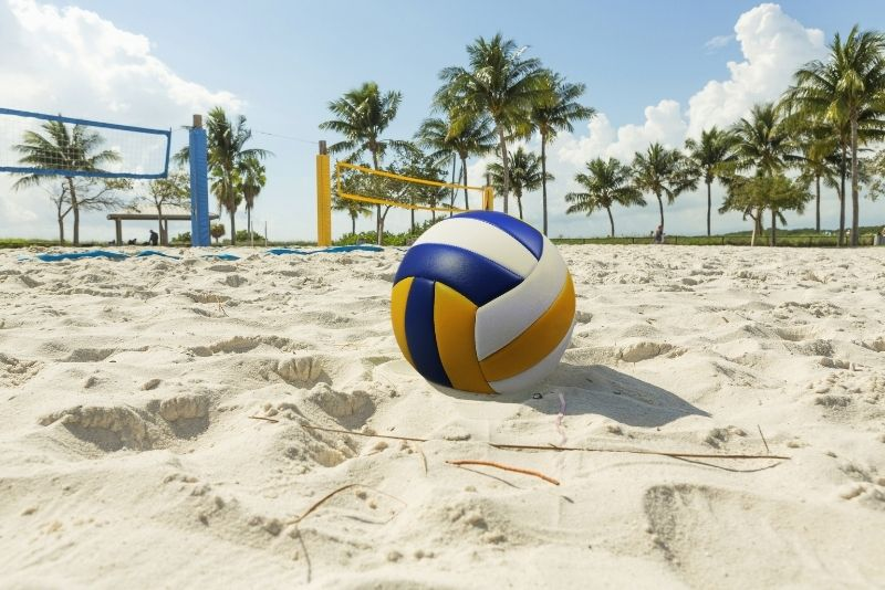 Lowdermilk Beach, Naples, Florida