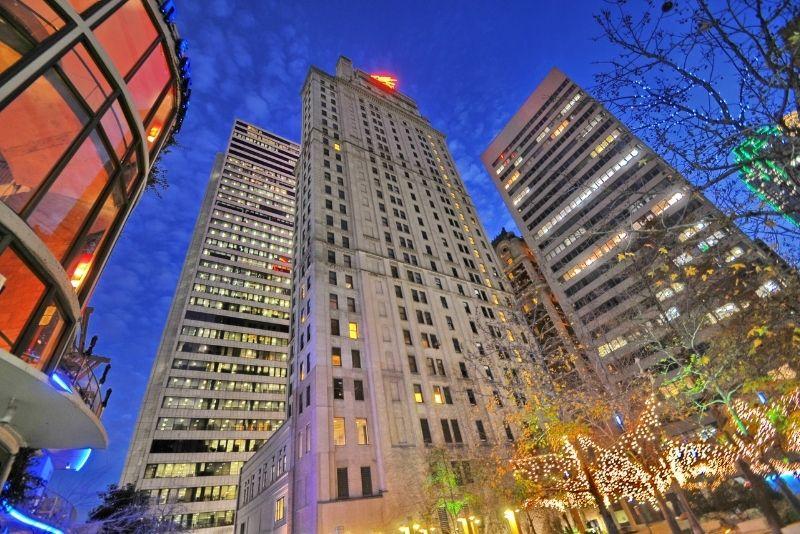 Magnolia hotel, Dallas