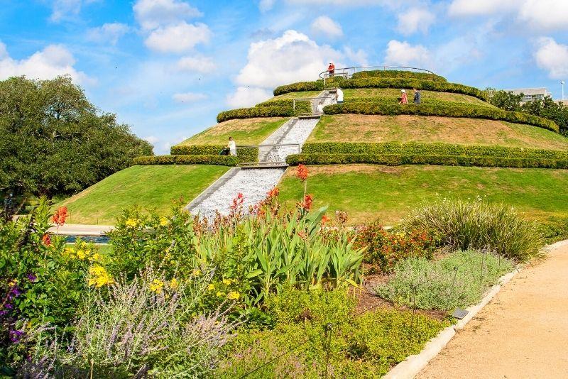 McGovern Centennial Gardens, Houston