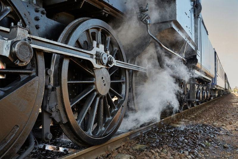 Museum of the American Railroad, Dallas