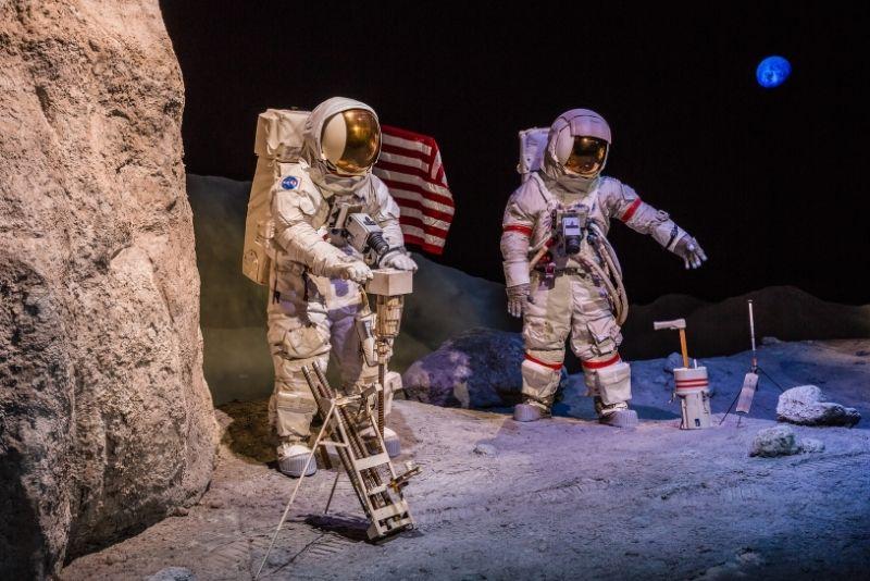 NASA Space Center, Houston