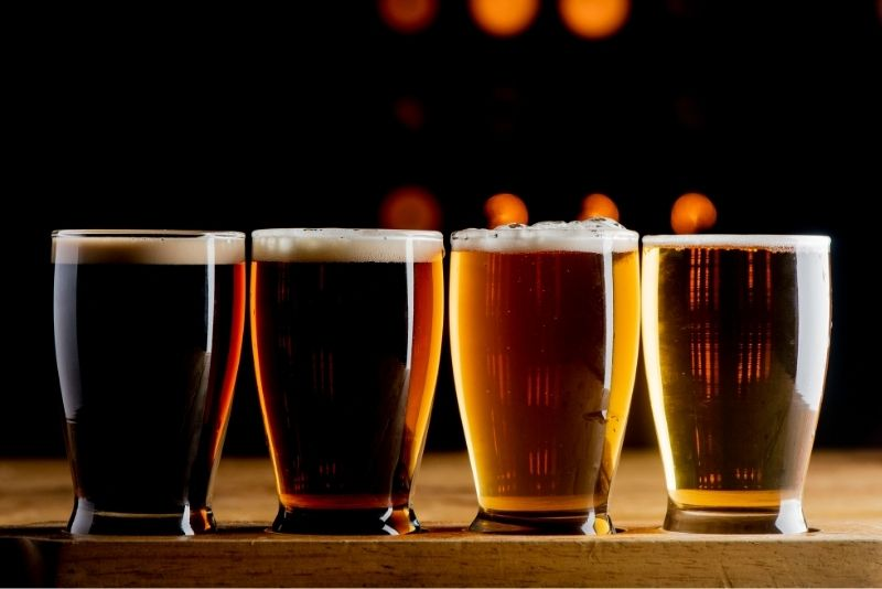 Naples Beach Brewery, Florida