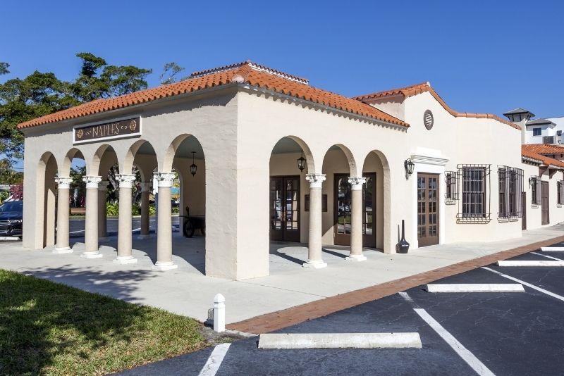 Naples Depot Museum, Florida