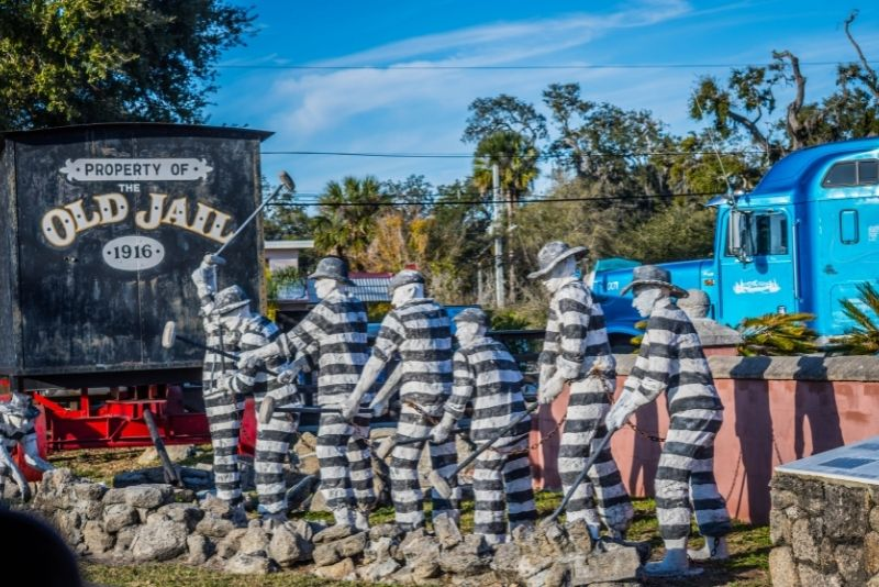 Old Jail Museum, St Augustine