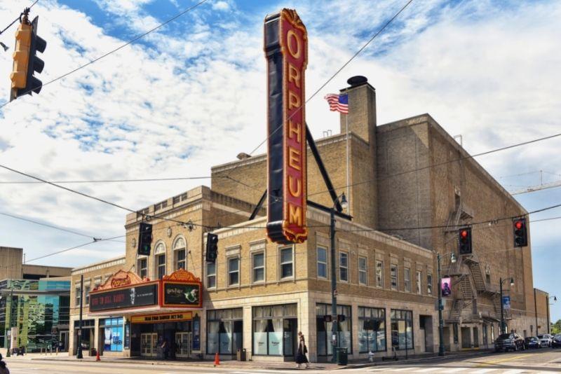 Orpheum Theater, Memphis