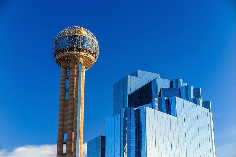 Reunion Tower, Dallas, Texas