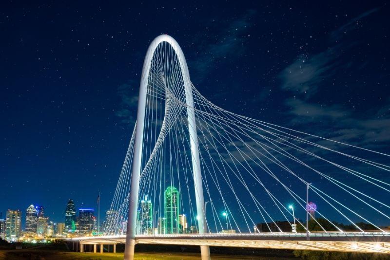 Ronald Kirk Bridge, Dallas