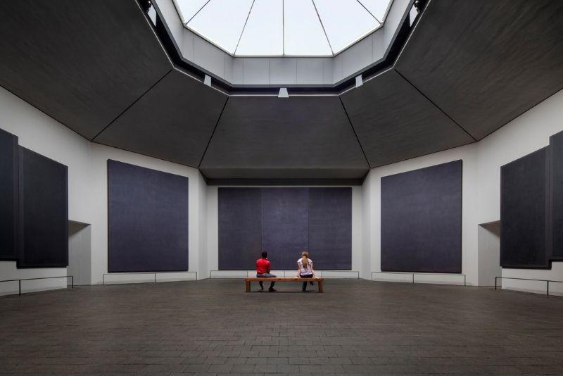 Rothko Chapel in Houston