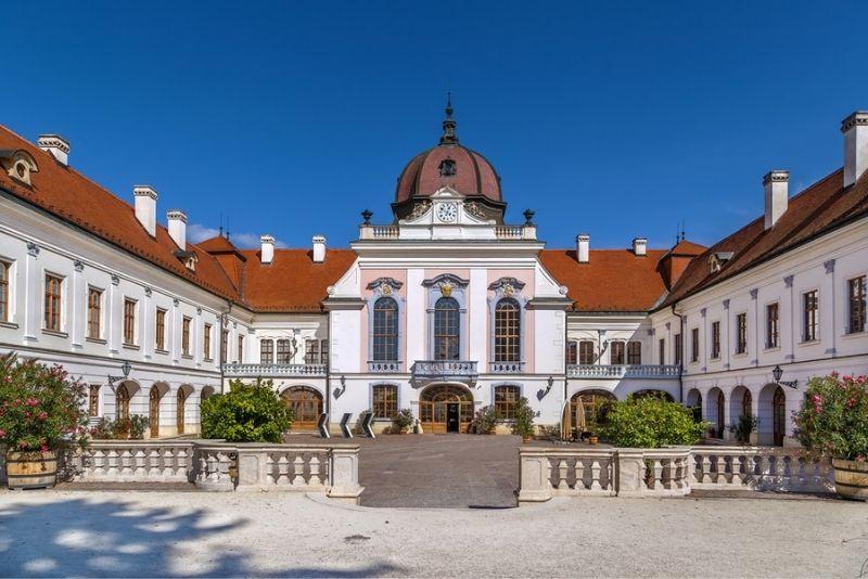 Royal Palace of Gödöllő tickets