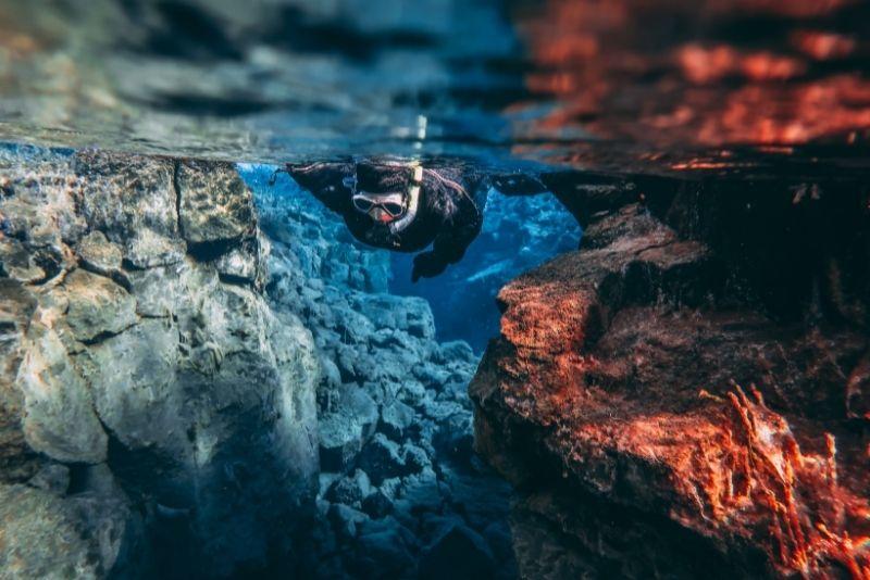 Fessura di Silfra, Islanda
