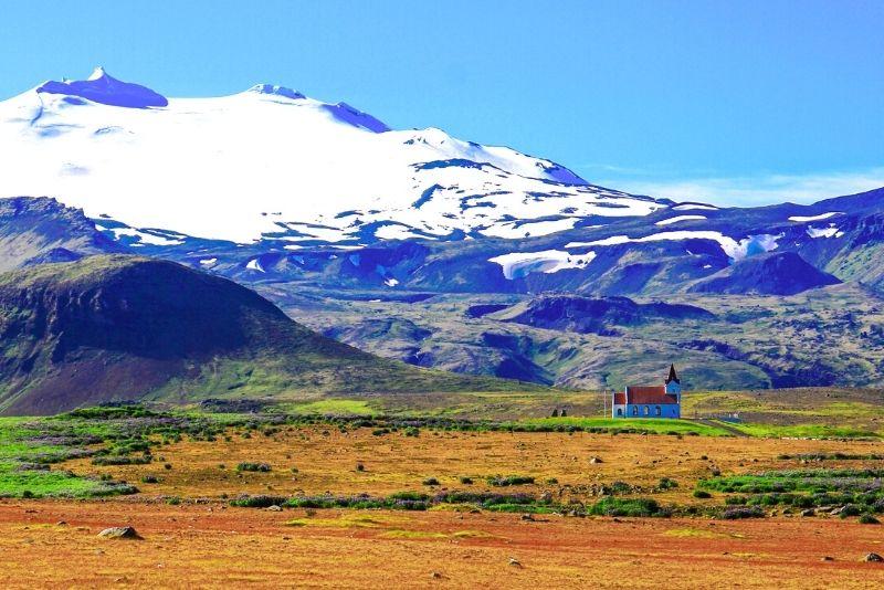 Nationalpark Snæfellsjökull, Island