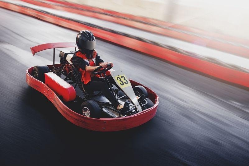 Speedy's Fast Track, Houston