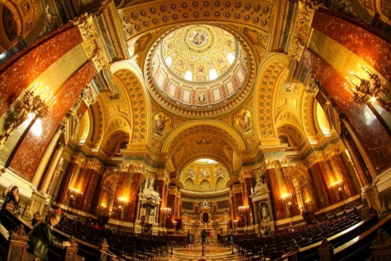 St Stephen's Basilica tickets