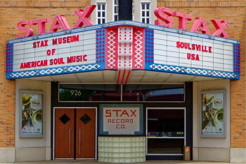 Stax Museum of American Soul Music, Memphis
