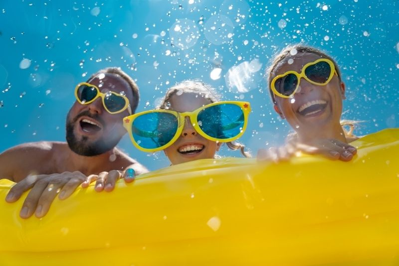 Sun Splash Waterpark, Fort Myers