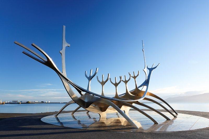 Sun Voyager in Islanda