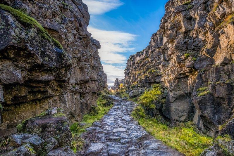 Parco nazionale di Thingvellir, Islanda