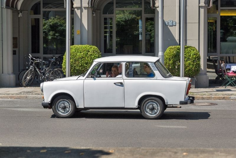Trabant tours in Budapest
