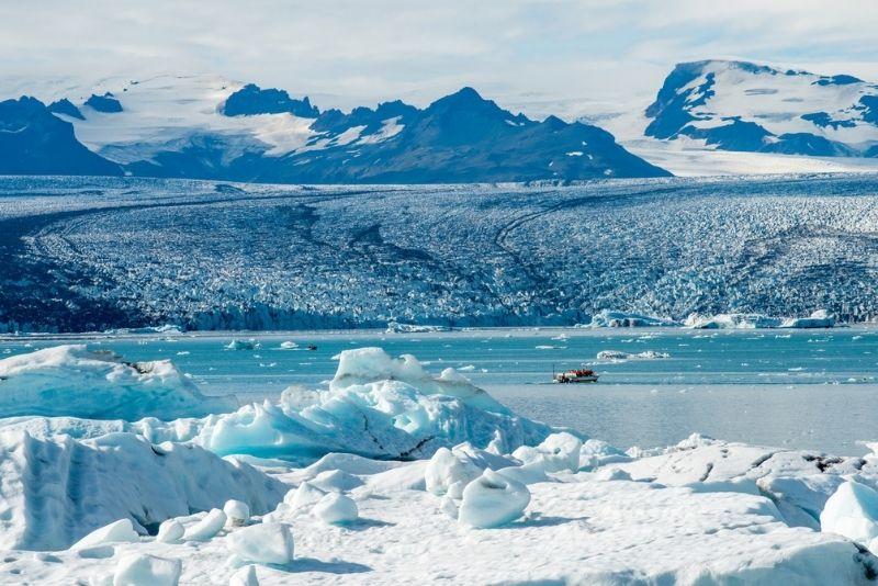 Vatnajökull-Gletschertouren in Island