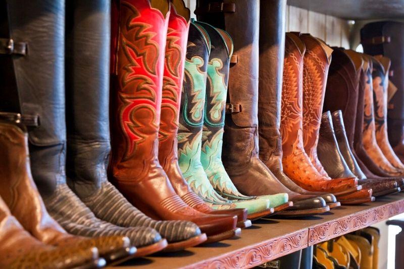 Wild Bill's Western Store, Dallas