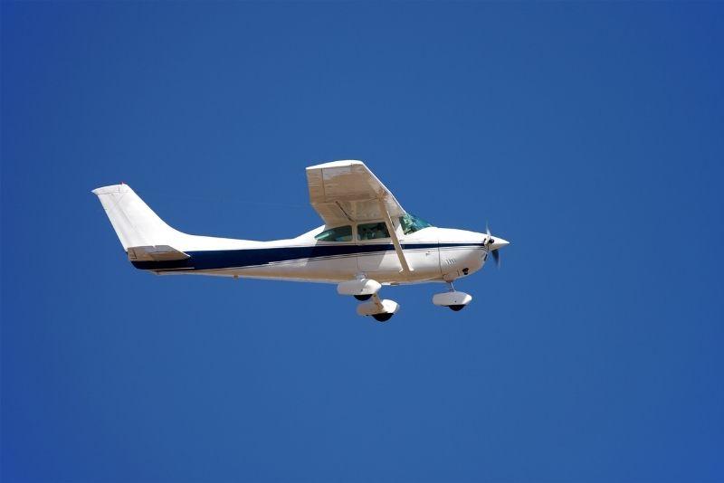 airplane tours in Houston