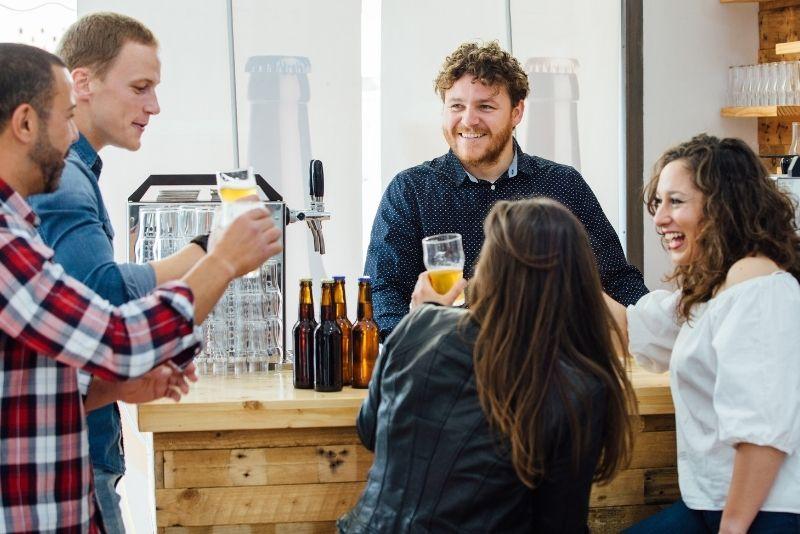 beer tasting in Houston