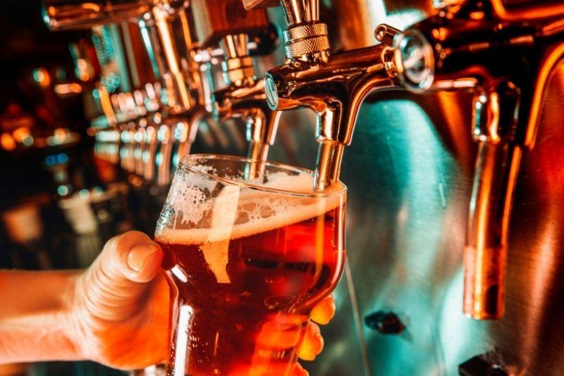 beer tasting in Myrtle Beach
