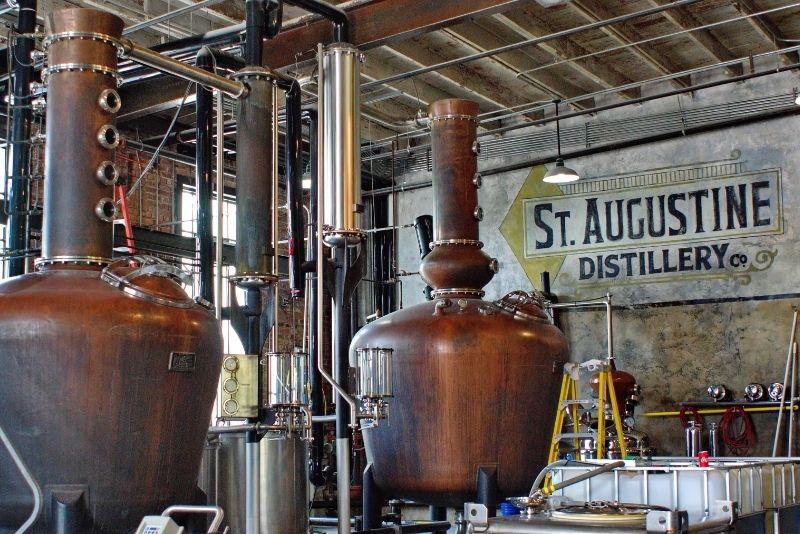 beer tastings in St Augustine
