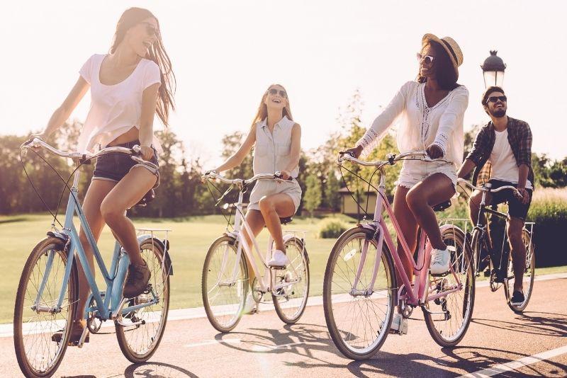 bike tour in Memphis