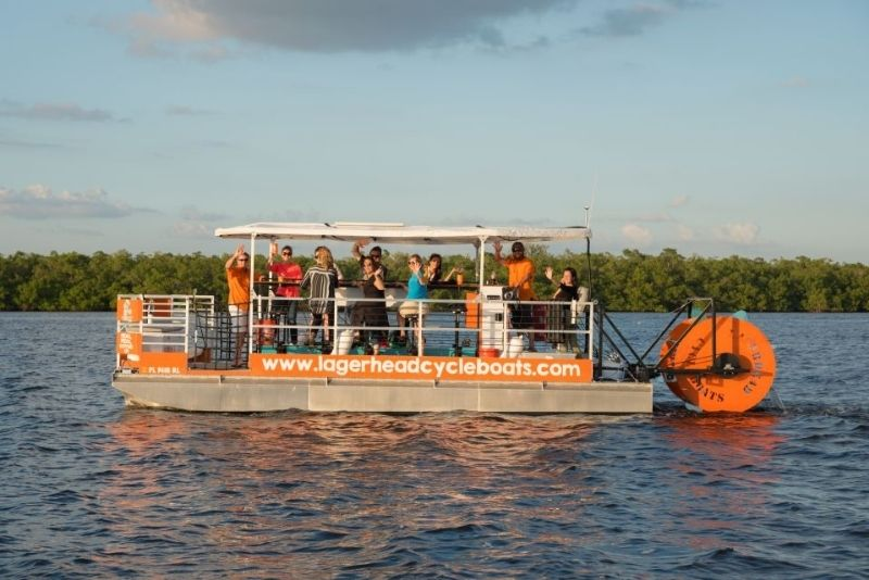 boat party tours in Fort Myers