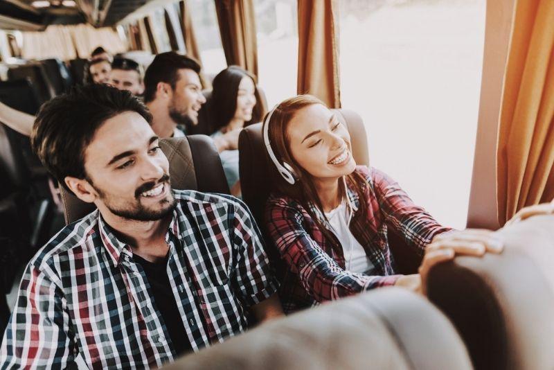 bus tours in Reykjavik