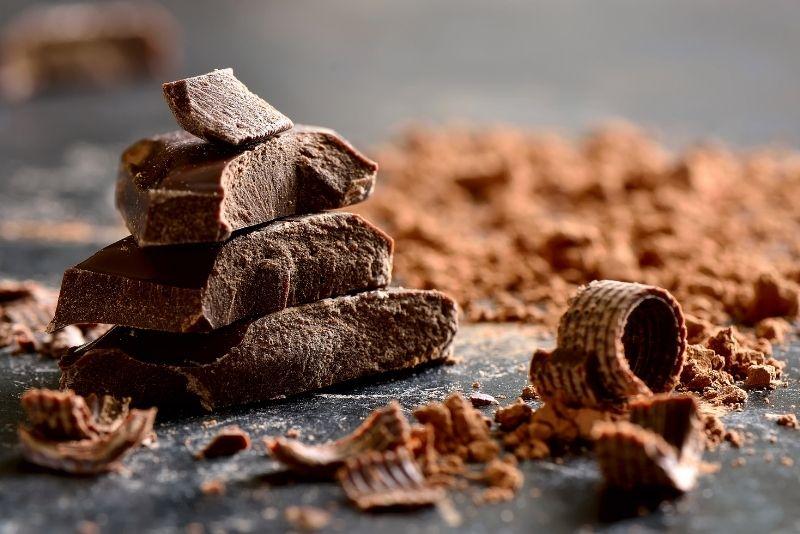 chocolate tastings in St Augustine