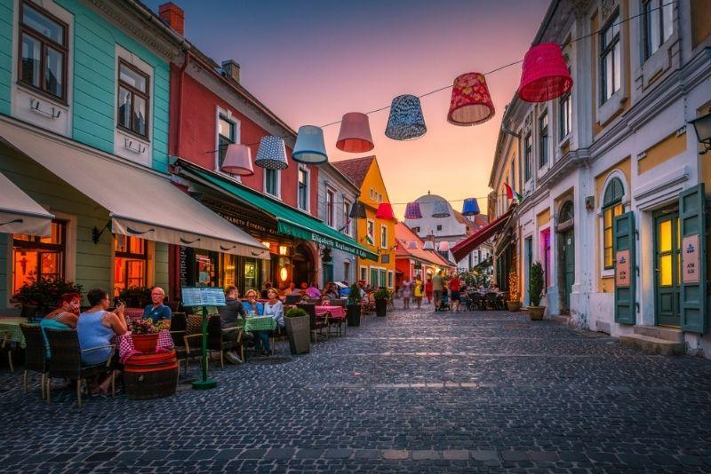 day trips to Szentendre
