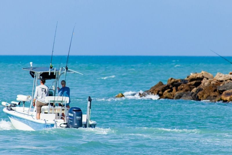 fishing trips in Fort Myers