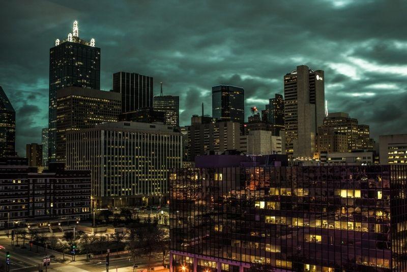 ghost tours in Dallas