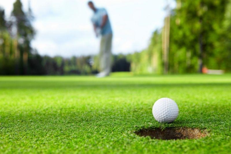 golf in Houston