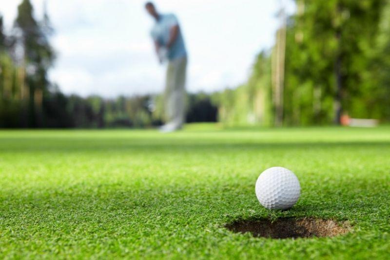 golfing in Memphis