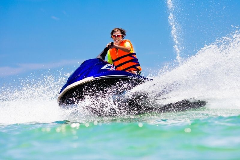 jet ski in Fort Myers