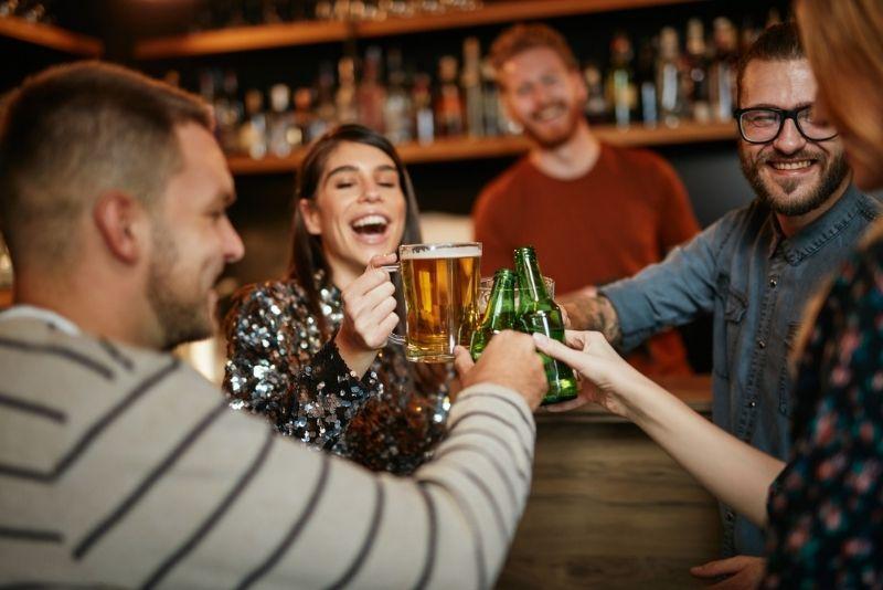 giro dei pub in Islanda