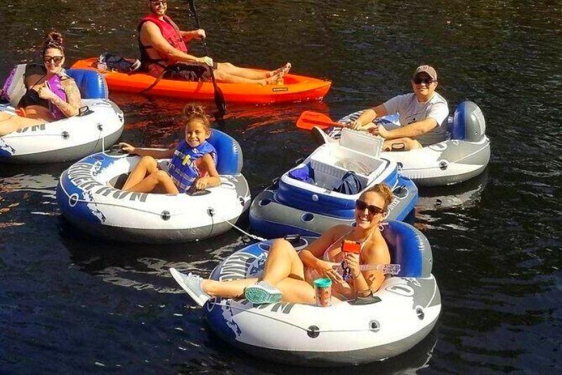 tubing in Myrtle Beach